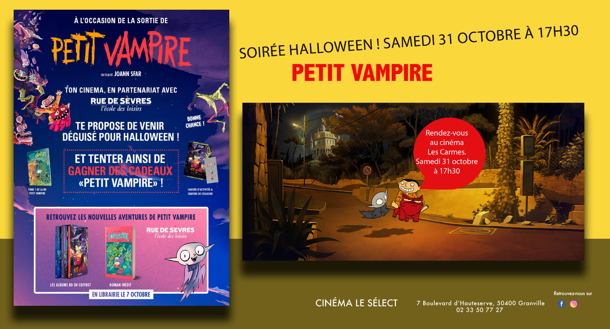 Photo du film Petit Vampire