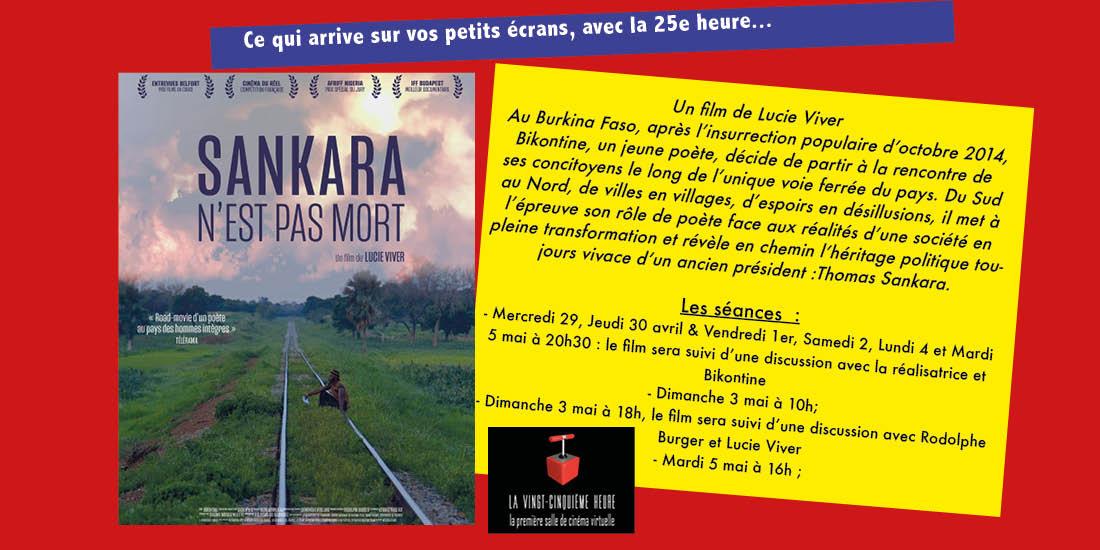 Photo du film Sankara n'est pas mort