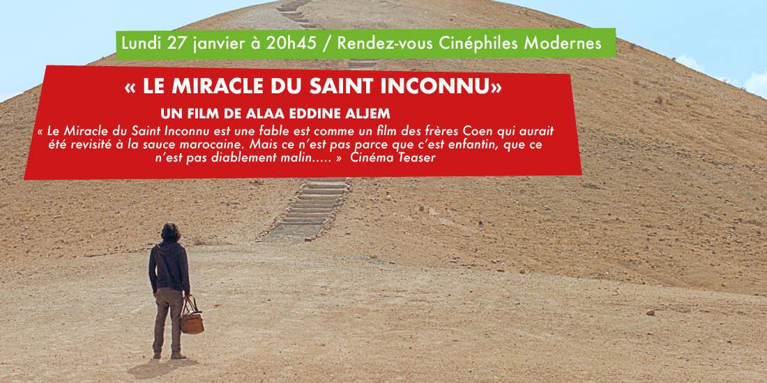 Photo du film Le Miracle du Saint Inconnu